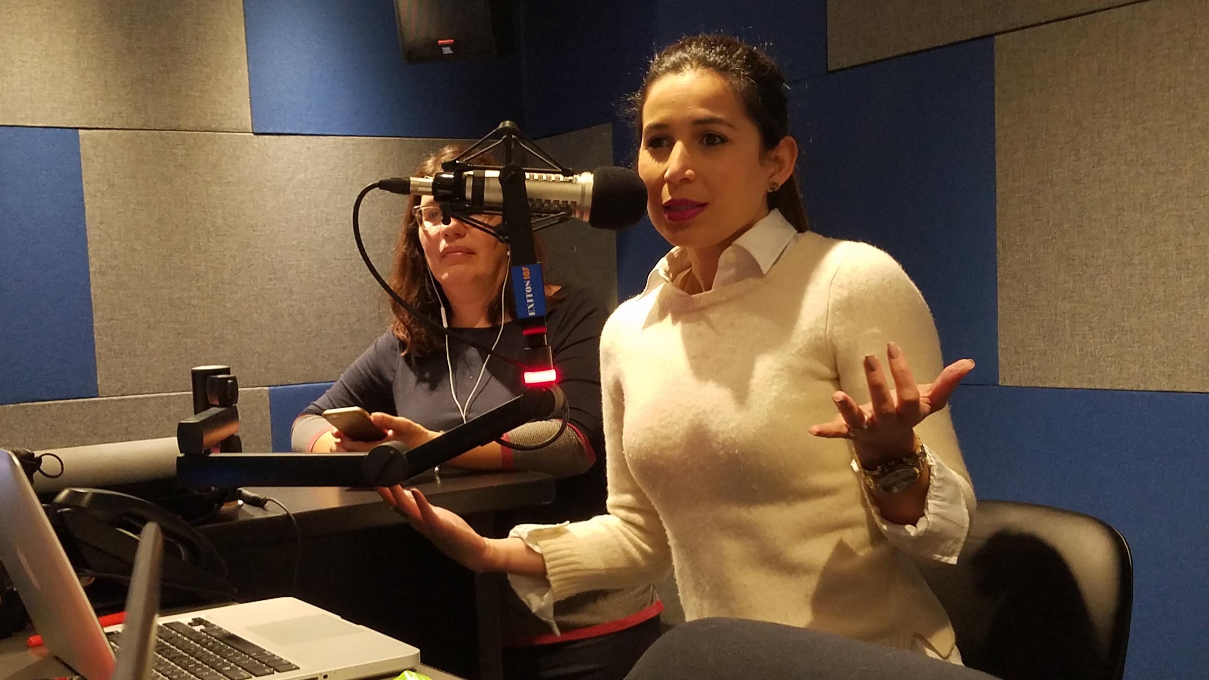 Sexologo Amor Antunez en Exitos 107.1FM